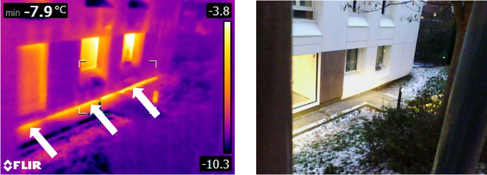 analyse thermographique infrarouge